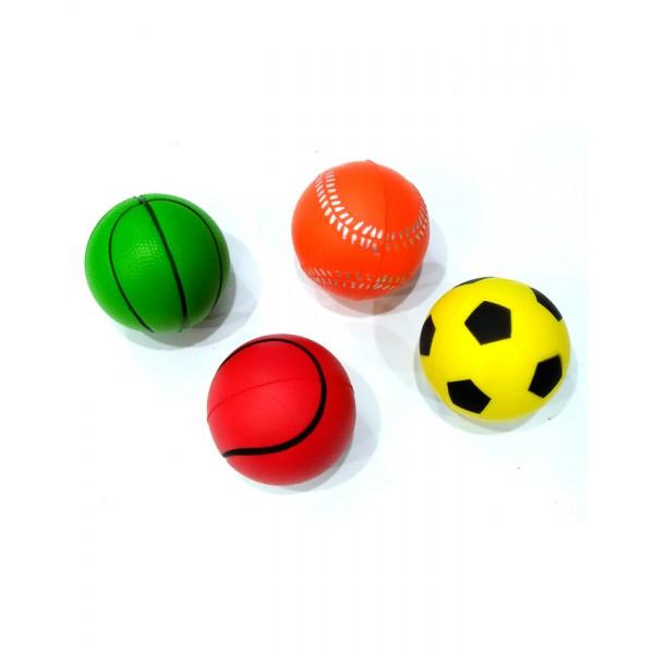 Kid Small Balls 4 pcs Set