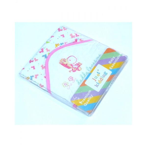 Hooded Bath Towel - Little Horse Design