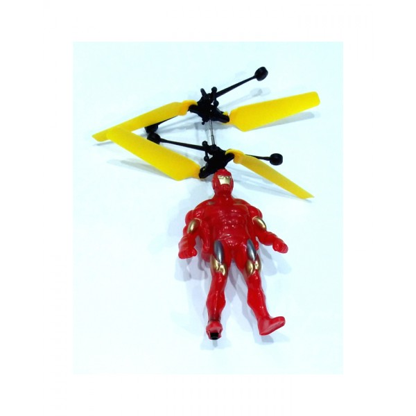 Iron Man Flying Helicopter Toy