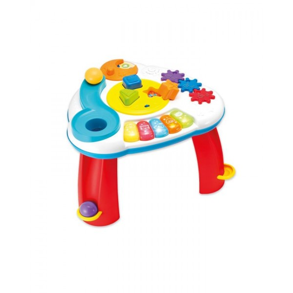Winfun Balls n Shape Musical Table Ideal for kids interactive learning - 0812