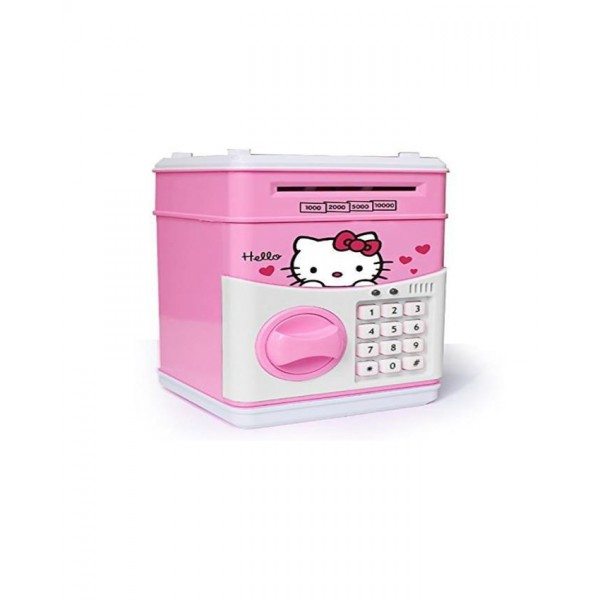 Kids ATM Bank Toy - Hello Kitty