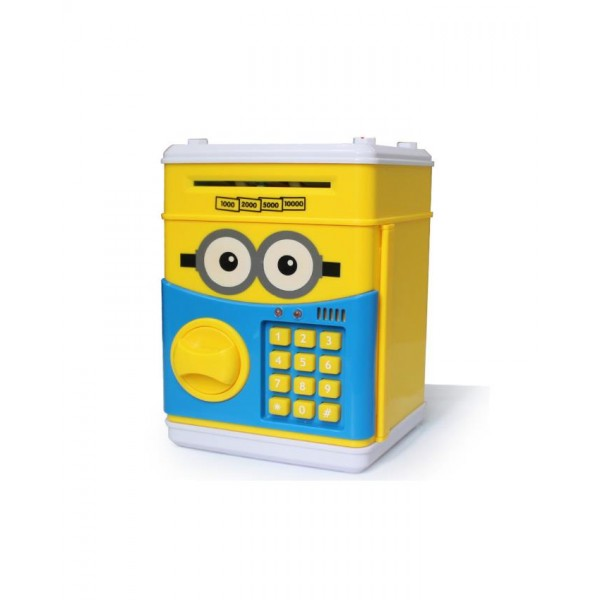 Kids ATM Bank Toy - Minion