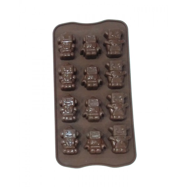 Chocolate Mould - Robot