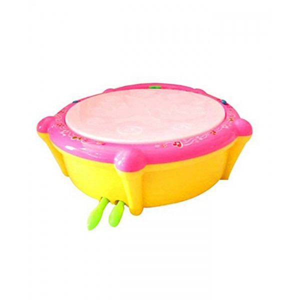 Multicoloured Flash Drum for kids