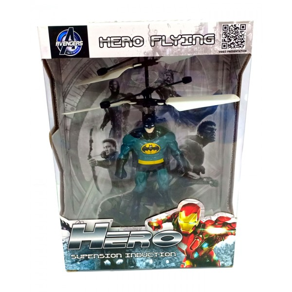 Batman Flying Helicopter Toy