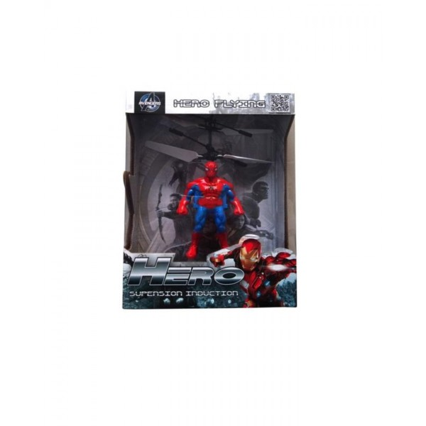 Flying Helicopter Toy Spiderman