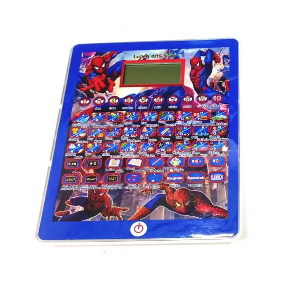 Spiderman Educational Tablet for Kids