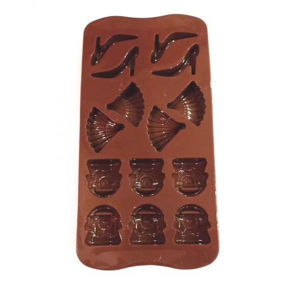 Chocolate Mould - Multiple Design