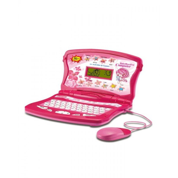 Kids Laptop with 80 Educational Activities