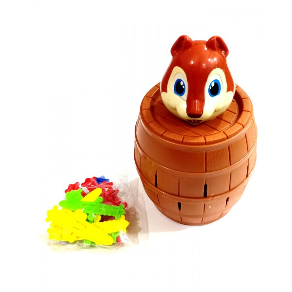 Barrel Squirrel Lucky Game