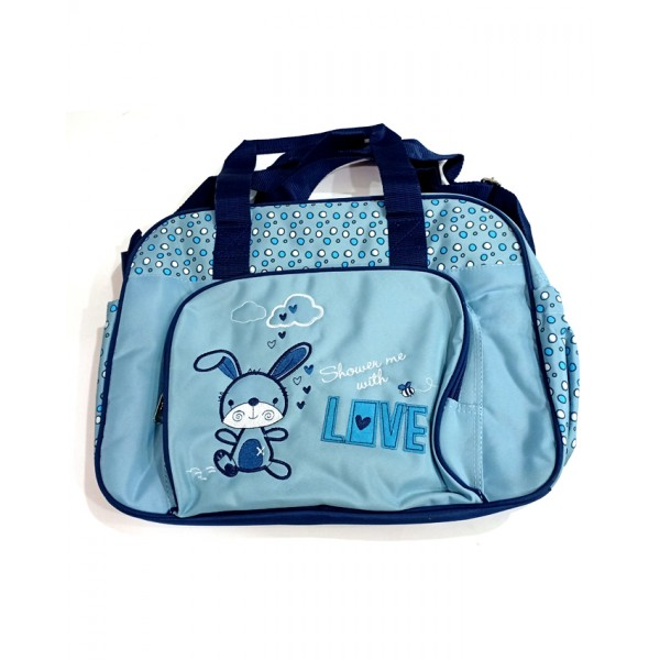 Baby Diaper Bag - Rabbit Design