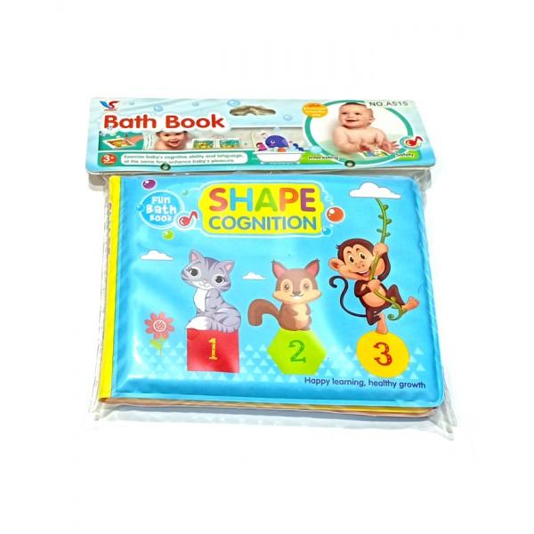 Bath Book Shape Cognition - A515