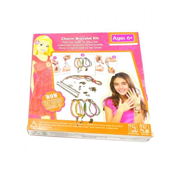 Style Me Up Wrist Arounds DIY bracelets making kit for girls