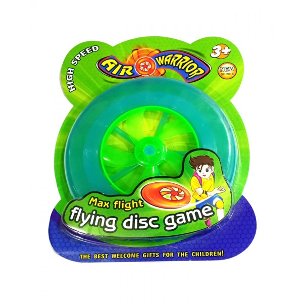 Air Warrior Flying Disc Game