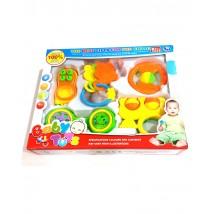 Baby Colorful Toys 5 pcs Set