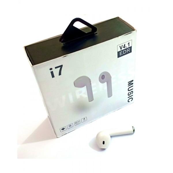 I7 Bluetooth Single Earphone