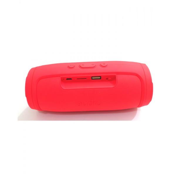 Portable Wireless Speaker - Red