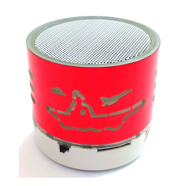 Mini Wireless Speaker - Red