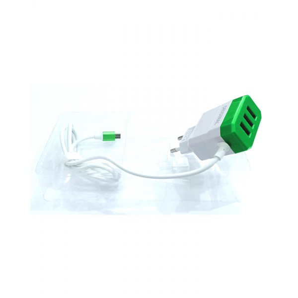 3 pin USB Charger - KW310