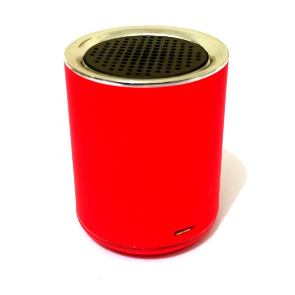 Bluetooth Quality Sound Mini Speaker - Red