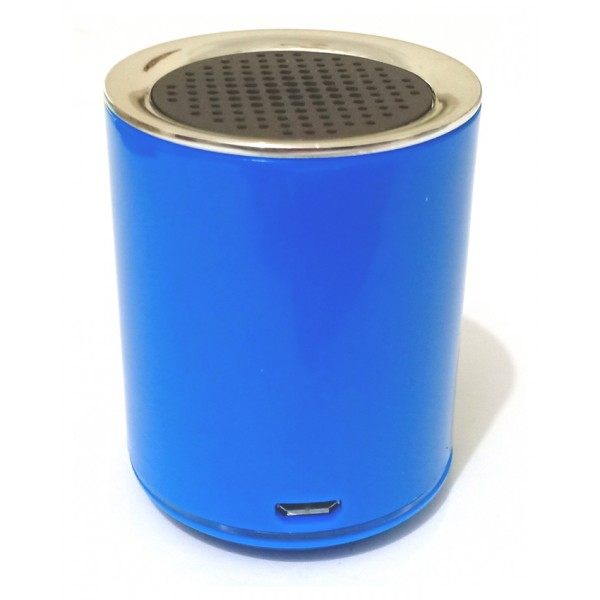 Bluetooth Quality Sound Mini Speaker - Blue