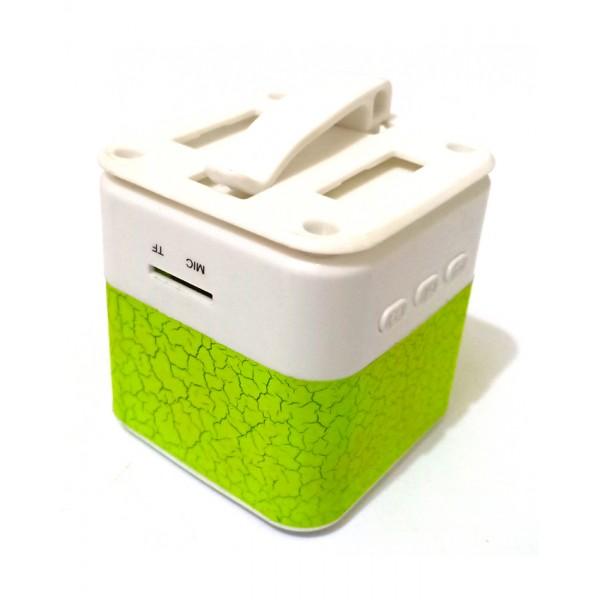 Mini Bluetooth Texture Speaker - Green