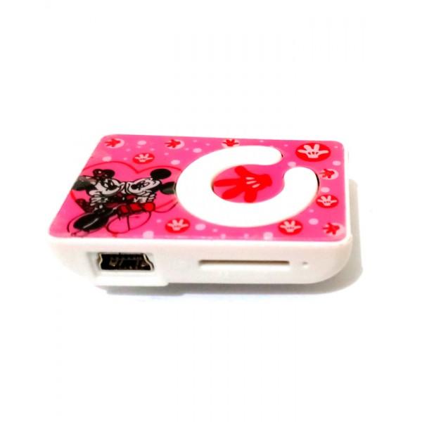 Mini Mp3 Player - Plastic - Mini Design