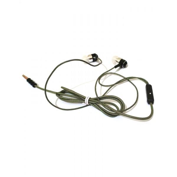 Universal Superbass Earphones - M10 - Black