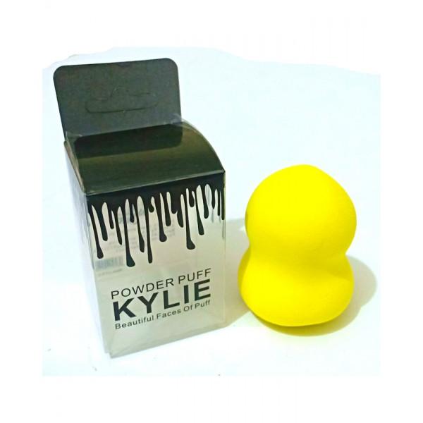 Kylie Powderpuff Hourglass Shape - Yellow