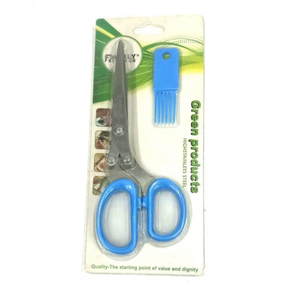Yong Zhao 5 Blade Vegetable Cutter - Blue