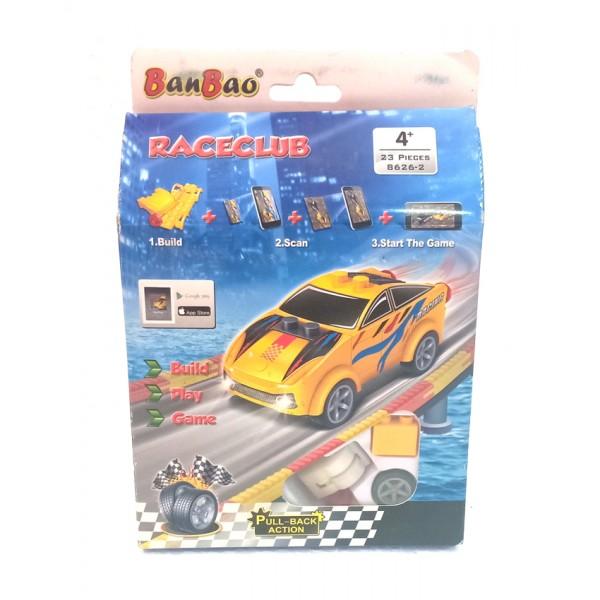 Banboa Build and Play 23 pcs - 8626-1