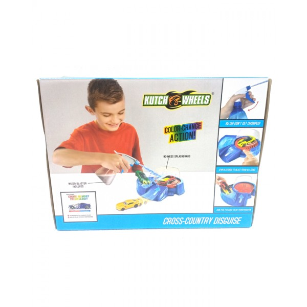 Kutch Wheels Color Shifting Car Game - S8862