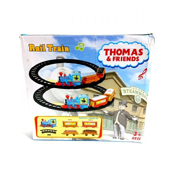 Thomas and Friends Railway Train Track Set - 96966