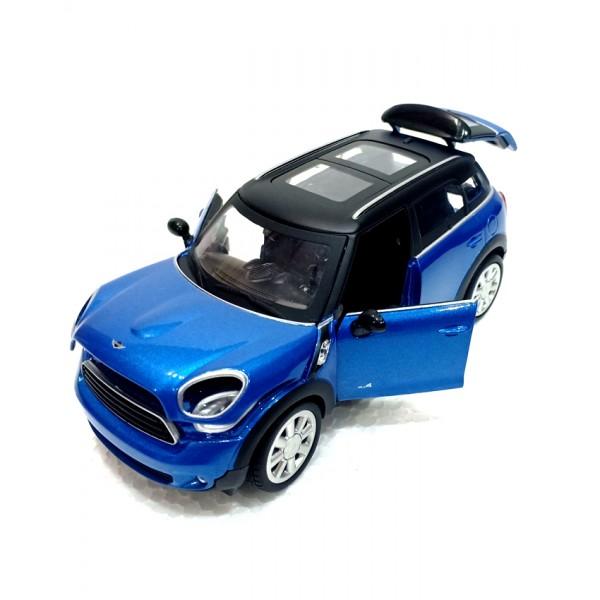 Die Cast Mini Copper Car - BM-26022 - Blue