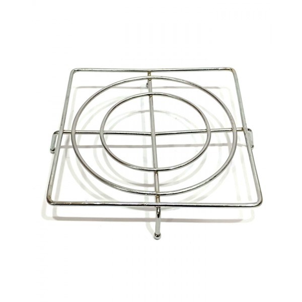 Hot Plate and Pot Stand - Square Design