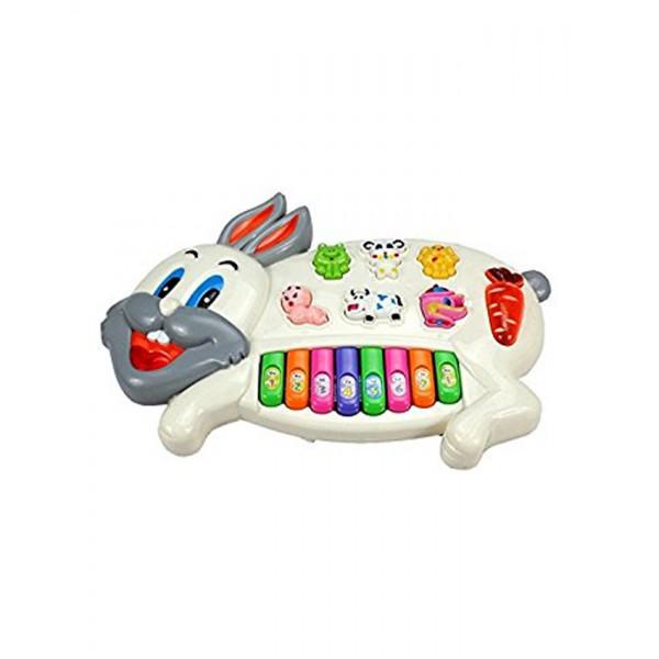Rabbit Musical Lightning Piano - 3300