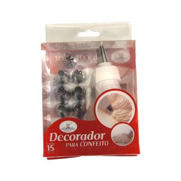 Cake Decorator Piping Bag15 Pcs Set