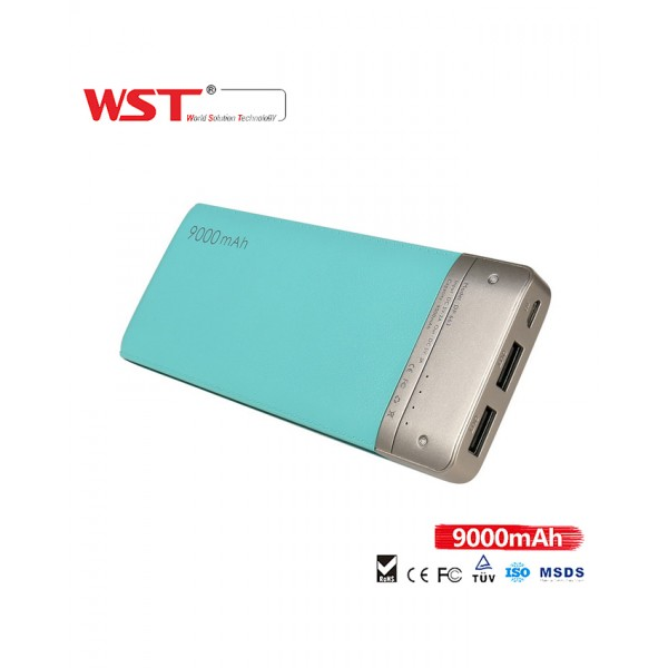 WST Powerbank 9000 MAH - DP-663