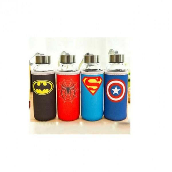 Superheroes Water Bottle 300ml