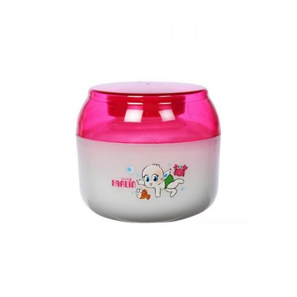 Farlin Free Drop Powder Puff BF-170B - Pink