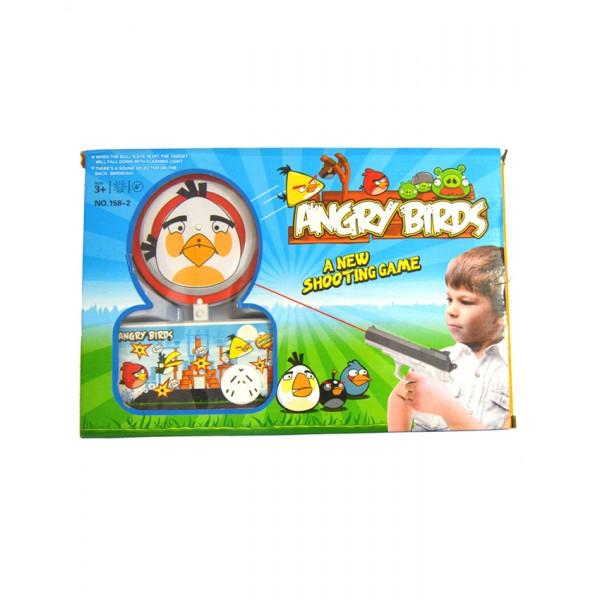 Angry Bird Shooting Game 158-2