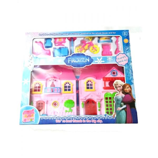 Frozen Family Doll House