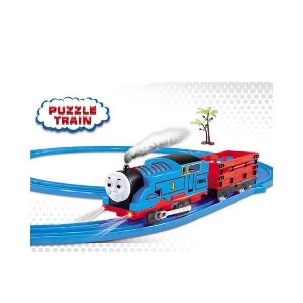 Railway Musical Train Set - HJ868-2