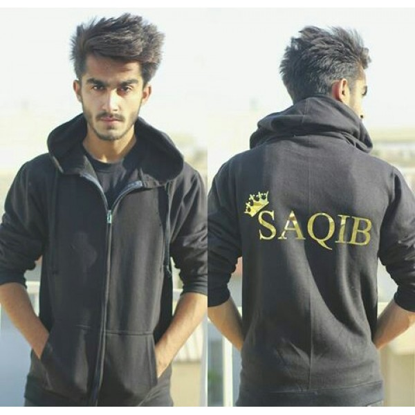 Customized Name Hoodie for Men