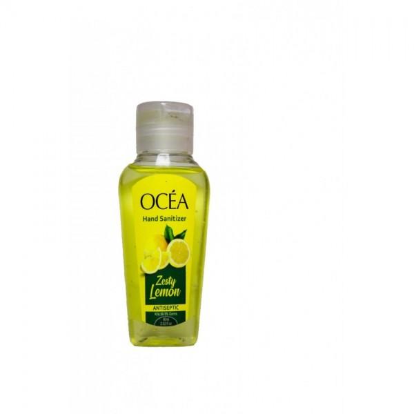 Ocea Hand Sanitizer Zesty Lemon 60ml