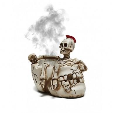 Ashtray - Skeleton & Skull Ashtrays, Unique & Interesting Gift Item