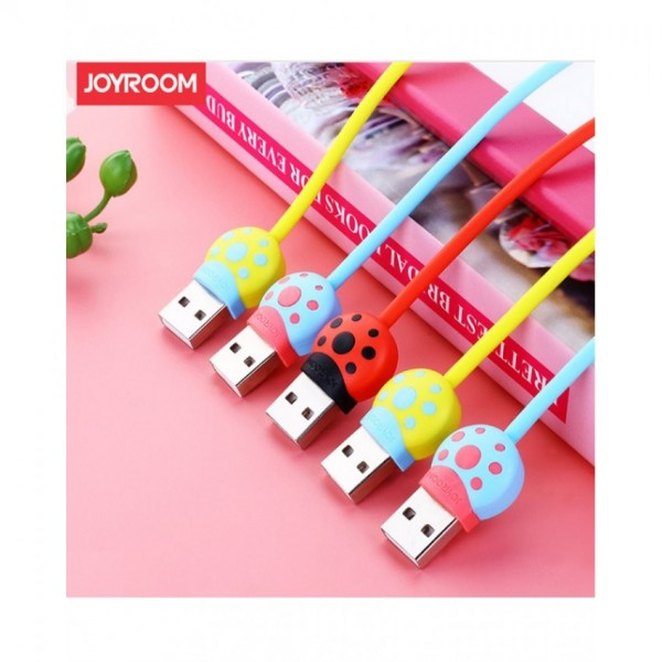 Beetle Micro USB Cable, Blue Color, Micro USB Support