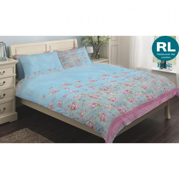 Real Living - Basic Bed Sheet A76