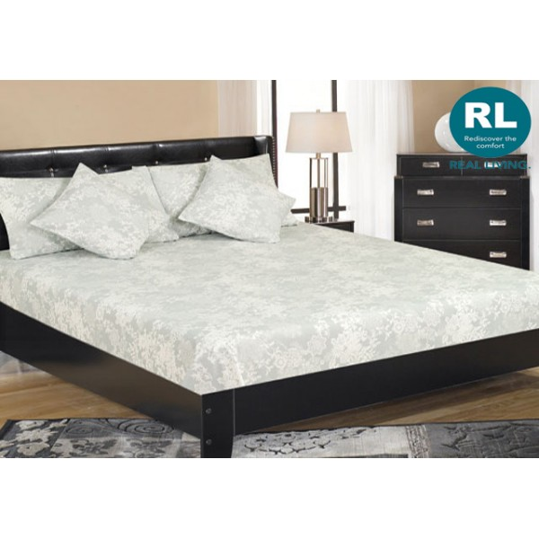 Real Living - Basic Bed Sheet A69