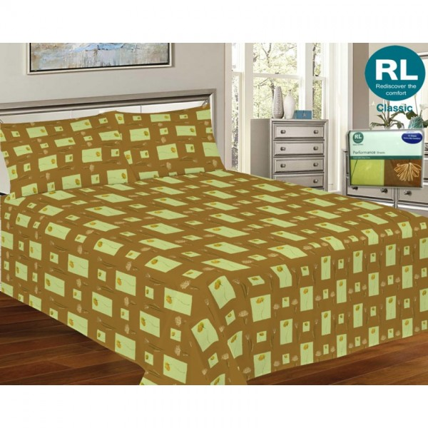 Real Living - Classic Bed Sheet A34